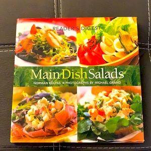 Main Dish Salads Reader's Digest cook book